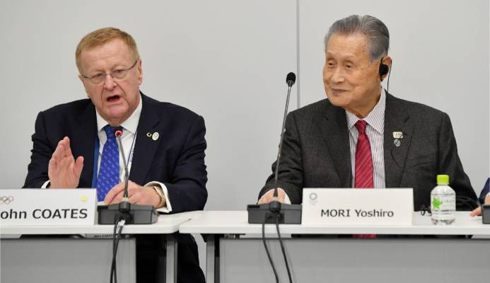 "Tokyo 2020 chief dismisses ""irresponsible rumours"" of Olympics cancellation"